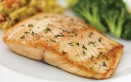 salmon-with-garlic-herbs